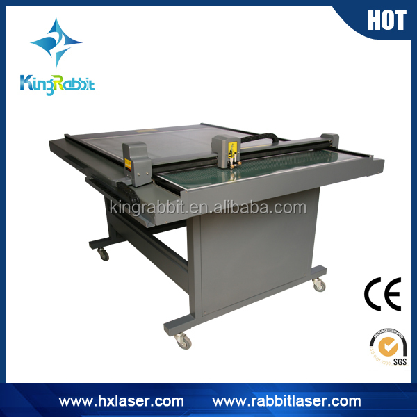 best quality USB driver flatbed cutting plotter