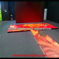 2013 hot product p10 led dance floor display/led floor