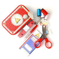 Popular Sewing Kit With Metal Box Factory ,Customerized Design