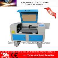 Popular CNC CO2 Laser cutting machine with 45 laser tube Etcher Price