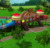 Outdoor 7 colour slides for children Large outdoor rainbow slide outdoor playground equipment