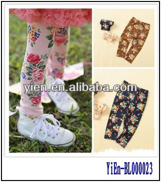 Leggings Flower Leggings Wholesale Ruffle Baby Leg Warmers