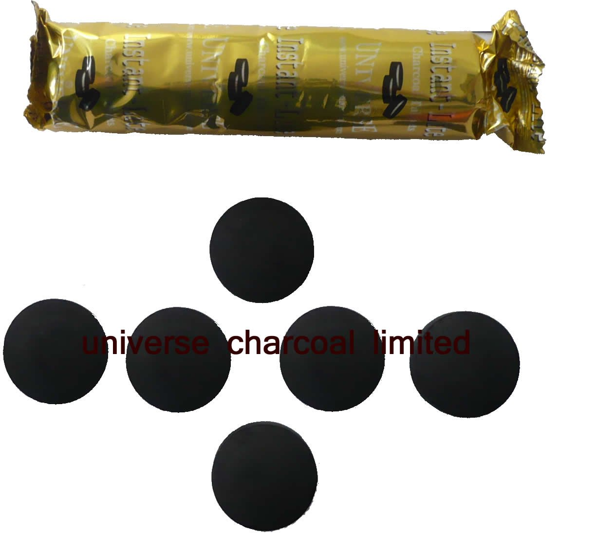 eco-friendly wood charcoal briquette shape shisha hookah charcoal