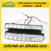 Flexible LED FK 008C2 Daytime Running 2.4w 12v Lights (drl) China for vw polo ,BMW,Volvo,Benz,Nissan Teana