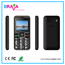 High Quality Senior Cell Phone W60 For Old People With Big Keys Single SIM 32/16MB