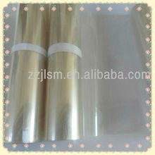 100micron waterproof inkjet PET transparency film for eco-solvent printers