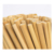 High quality  disposable wholesale bamboo eco friendly wheat drinking straws