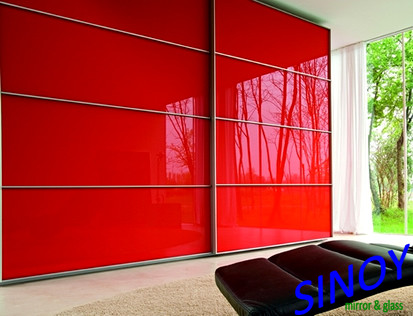 High quality back painted glass panels for different for Back painted glass panels