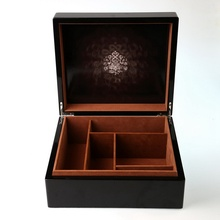 Multifunctional wooden jewelry packaging box for wholesales