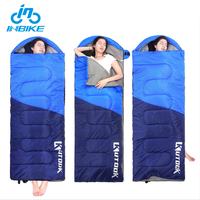 INBIKE Wholesale Waterproof Hotel Cheap Homeless Cheapest Padded Sleeping Bag