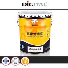 Waterbase And Environmental Transparent Decorative Exterior Wall Alkali Resistant Waterproof Primer Paint