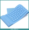 Silicone Ultra Slim English Arabic Wireless Keyboard