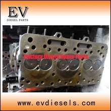 cylinder head PF6T PF6TA PF6 engine parts - used on NISSAN diesel engines