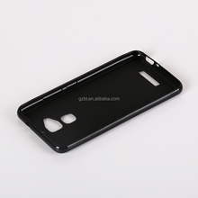Slim Rubber Black TPU Gel Jelly Case Cover For Asus Zenfone 3 Max ZC520TL