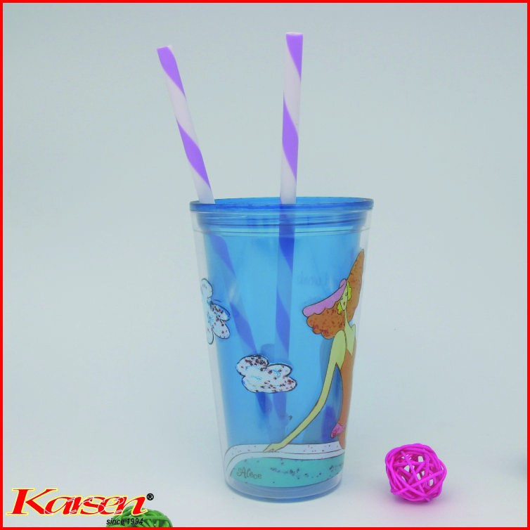 Free ship, Nestle supplier direct sale with stopper Food Grade purple white strip straws