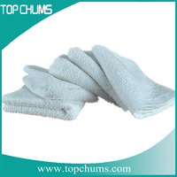 Polyester cotton hot towels for airline,airline hot towels supplier in india,cheap airline towel