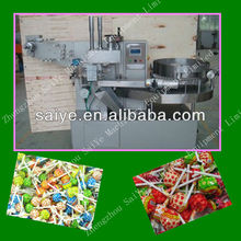 Automatic Ball Lollipop Wrapping Machine 0086-13298176400