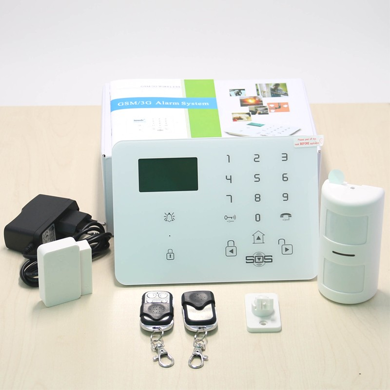 Auto Dialer Doorbell Function 2g 3g 4g Saful G3 Siren