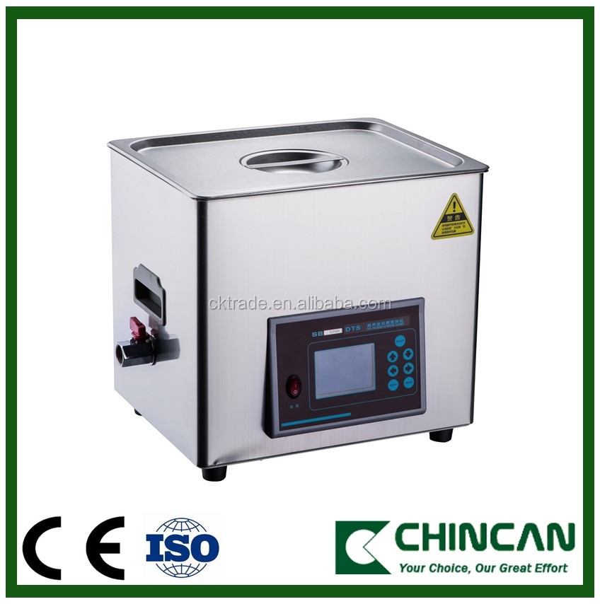 Frequency Ultrasonic Cleaner : Liters frequencies ultrasonic cleaner with pulse time