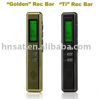 Golden Digital Recorder with password protection on sale price