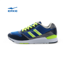 ERKE top brand lifestyle mens action sports running shoes performance sneaker with mesh for wholesale