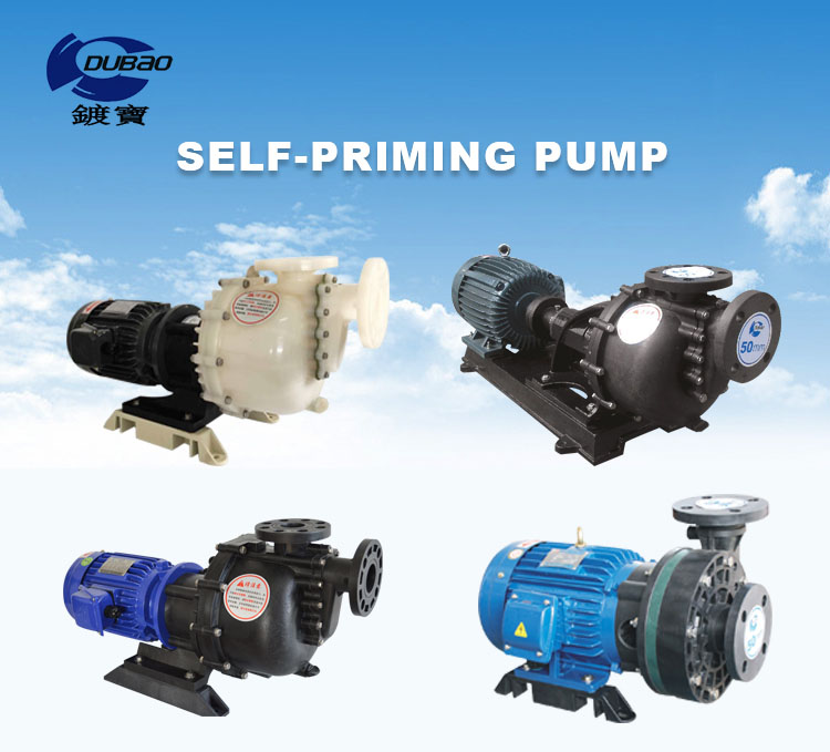 High quality acid and alkali self-priming pumps, electric self-priming water pump with best price