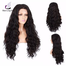 36 inch long lace wig extra long human hair lace wig in stock
