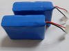 lithium-ion 18650 batteries 11.1V 4400mAh for defibrillation apparatus