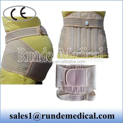 maternity support belt to support belly and reduce back pain