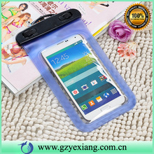 cheap pvc phone waterproof case for samsung galaxy s2 dry bag