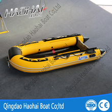 330cm portable small inflatable fishing sports boat