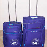 4 Wheels Soft Luggage Sets High