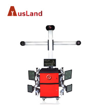Automatic Tracking Deluxe Edition 3D wheel aligner zty-300m better than launch x631 car wheel aligner