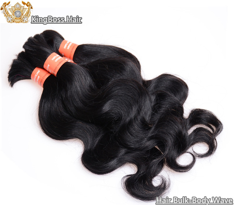 Wholesale human hair 2016 Best Selling New Coming Virgin Indian Hair Bulk Buy From China