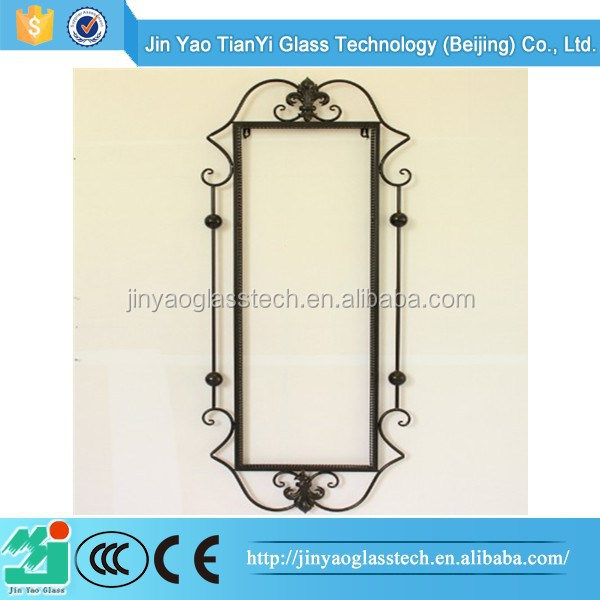 china hot sale mirror hair salon equipment mirror