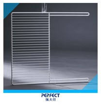 PF-RS01 PE coated Refrigerator shelf freezer rack Made in China