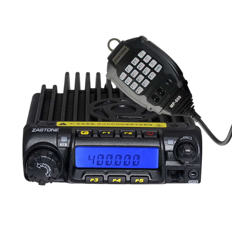 ZASTONE MP600 base station VHF or UHF optional transceiver