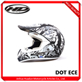 Manufacturer supply UV painting top grade motocross helmet