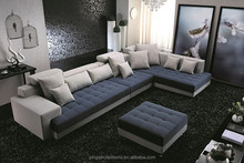 Best popular reclining 3 seat sofa with cushion
