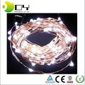 Christmas Trees Decoration Landscape 100 LED Copper Wire Solar String Light with White/Warm White/ Colorful LED Light
