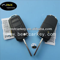 Topbest 3 buttons vw key maker for vw polo key