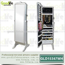 Chinese bedroom furniture with full body mirrors