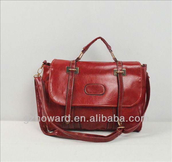 factory make stock lady shoulder bags with good price