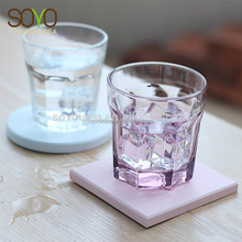 High Quality Diatomite Round Table Coasters