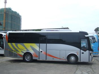 30 seat bus for sale GDW6840K passenger tour bus