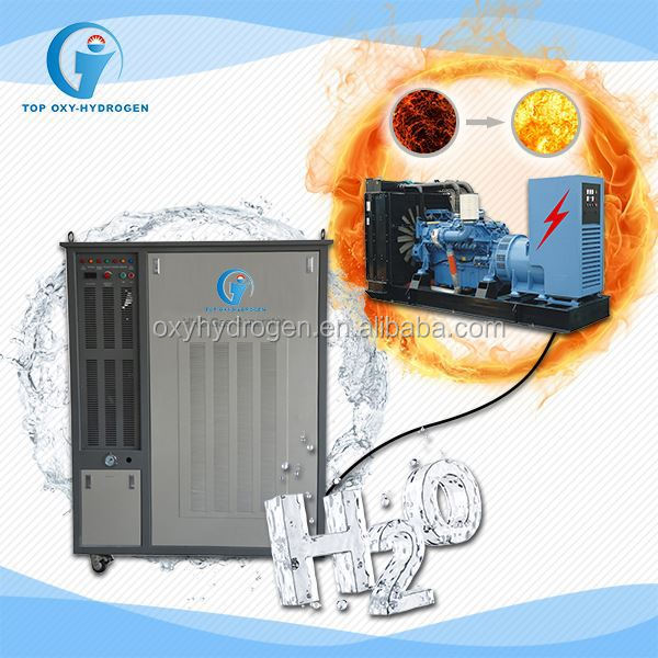 CE Certification hotel used diesel generator set saving fuels