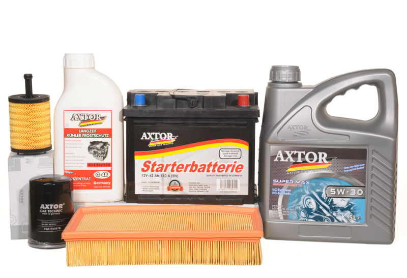 AXTOR Motor Oils and Auto Parts