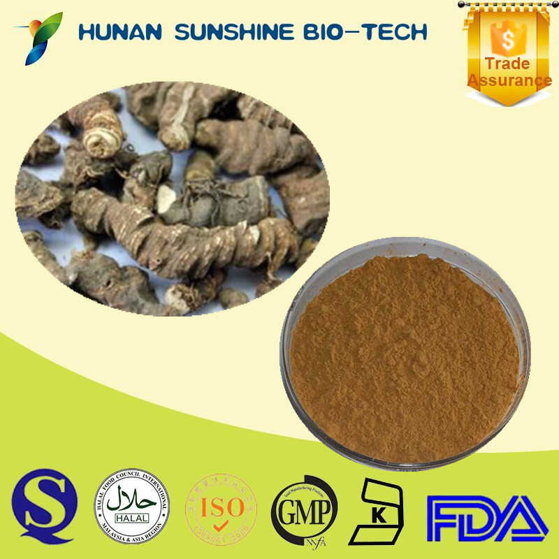 Herbal Plant Treating Sore Throat Paris polyphylla Extract 4:1,5:1,10:1,20:1