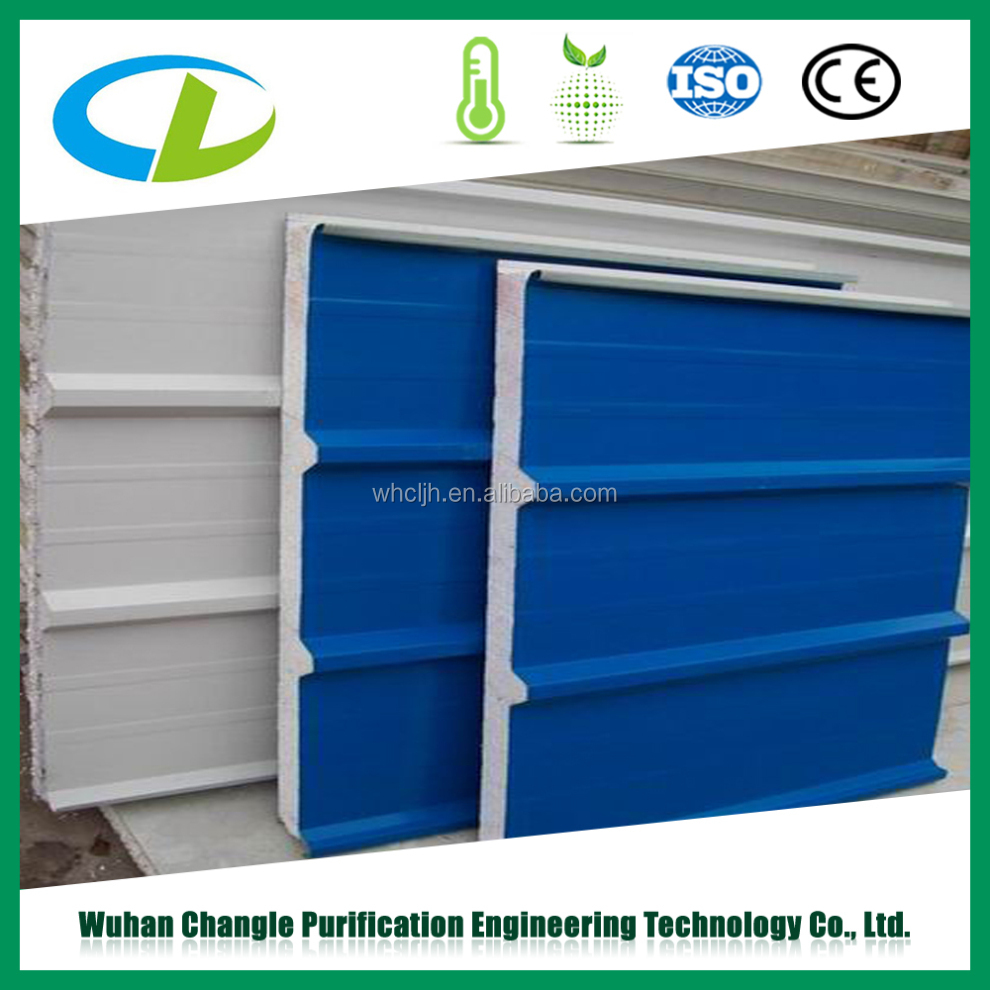 Roofing EPS sandwich panel aluminum composite panel