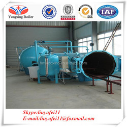 2015 Hot type best saled wood anticorrosion treatment tank wood processing equipment wood make autoclave